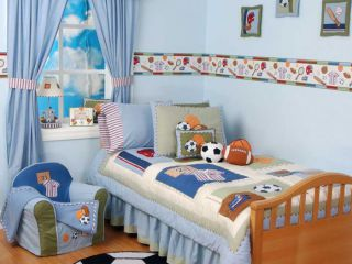Interior nursery: general features