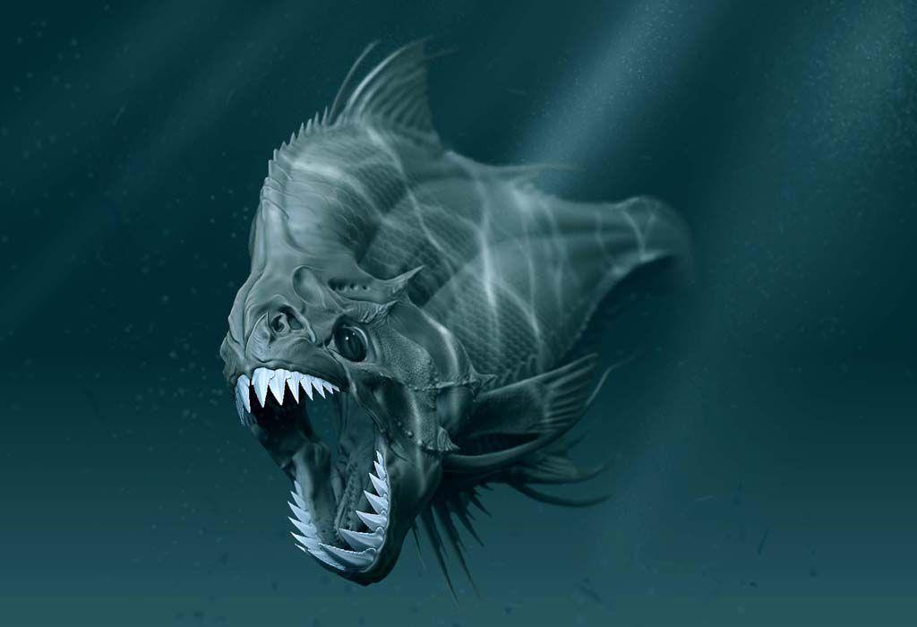Рыба франкенштейна картинки