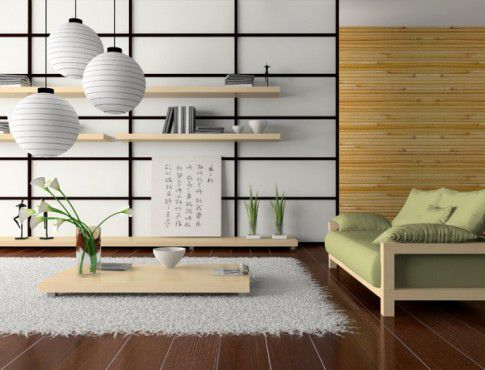 A Delicate Matter Japanese Interior Western House