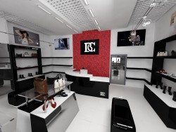 जूते की दुकान