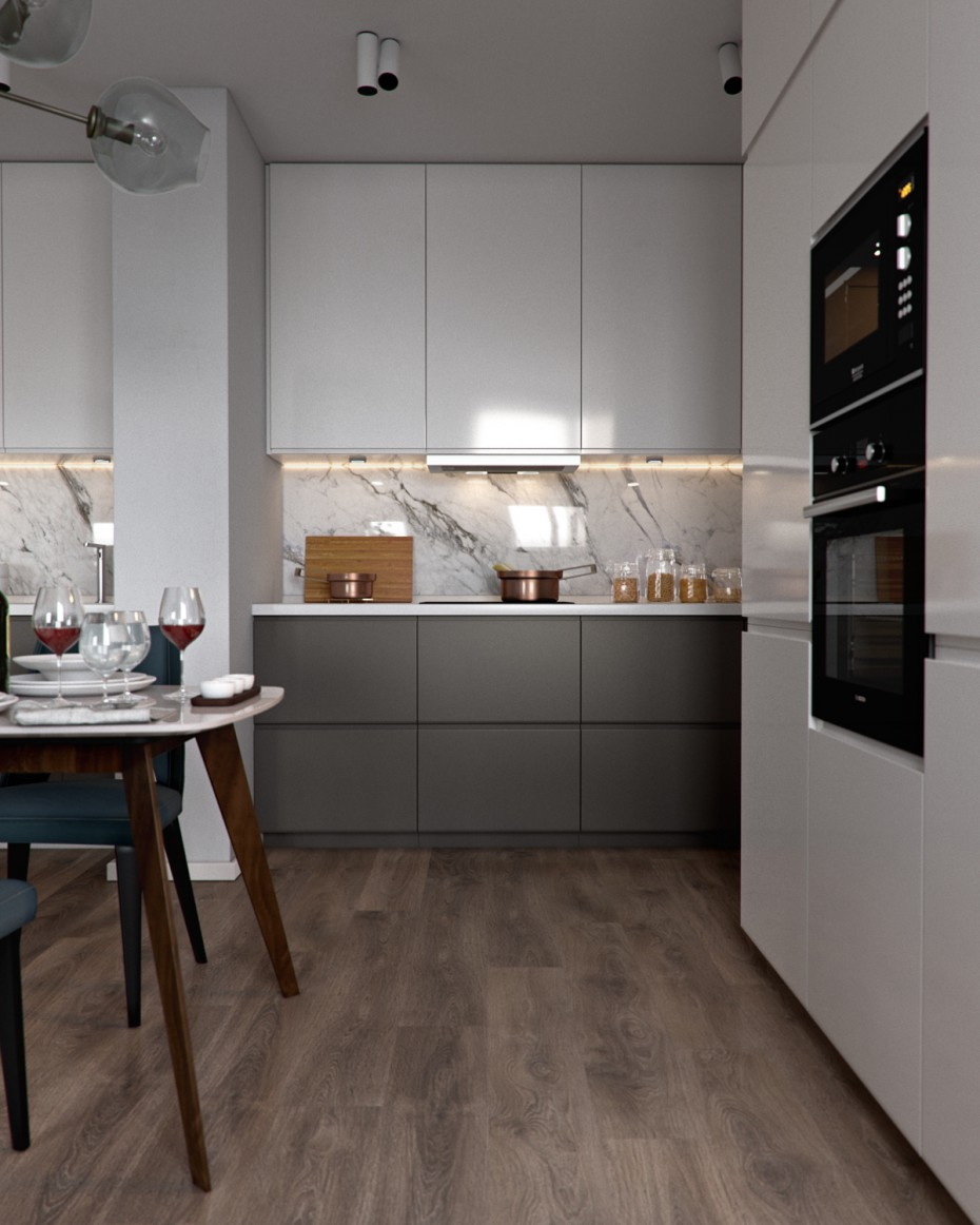 The current project in 3d max corona render image