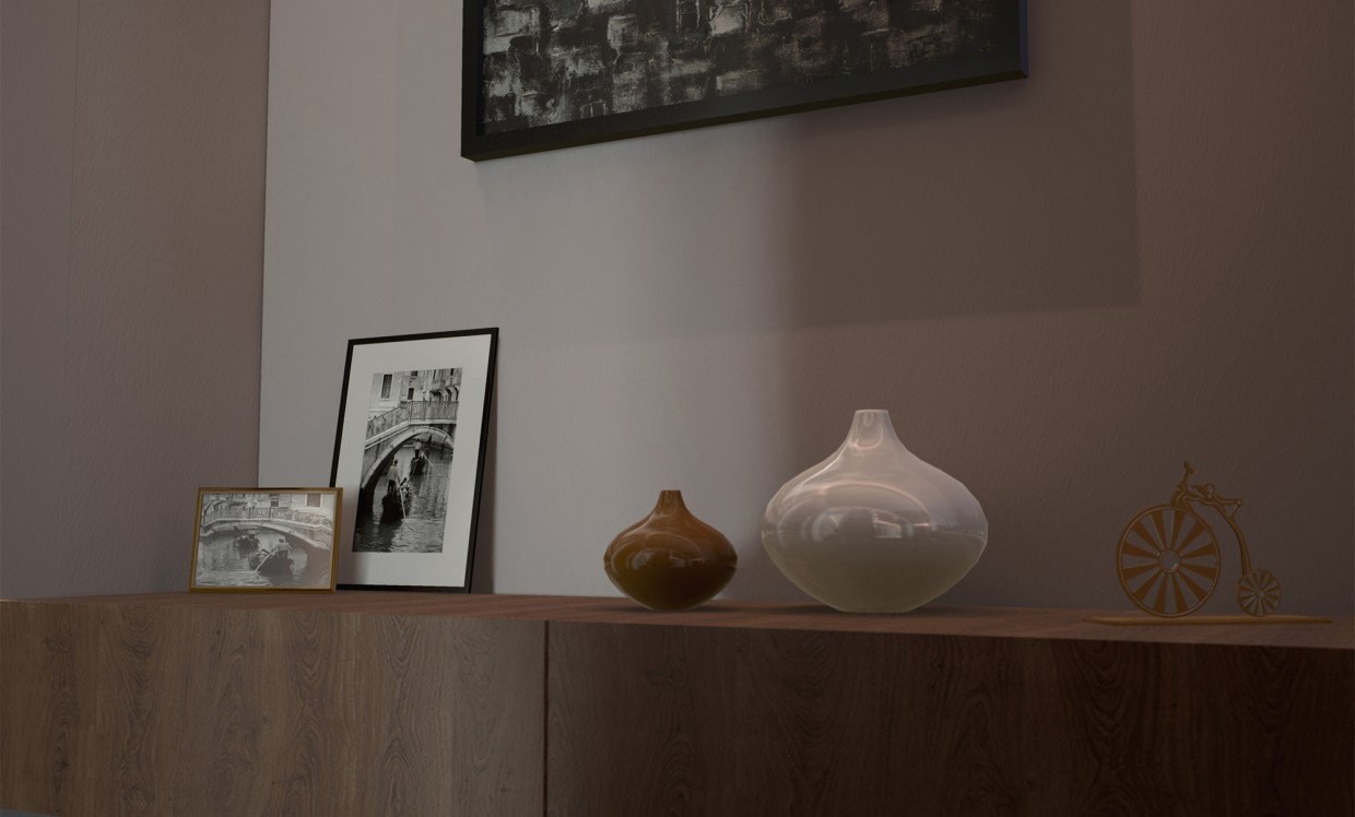 Unreal engine 4, apartment in 3d max Other image