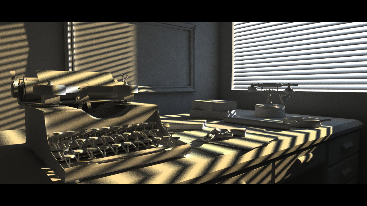 in 3d max vray 2.0 image