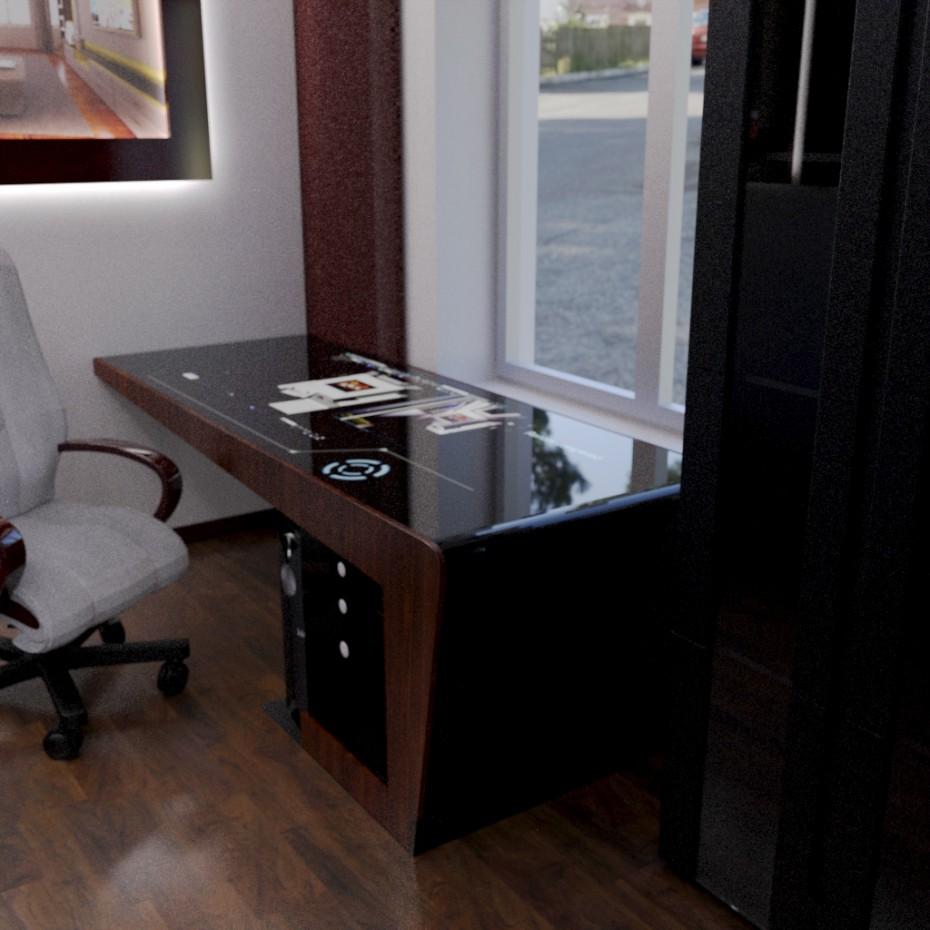 imagen de Gadget de escritorio con estilo en 3d max Other