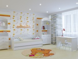 "Children's bedroom ""Sleepyhead"""
