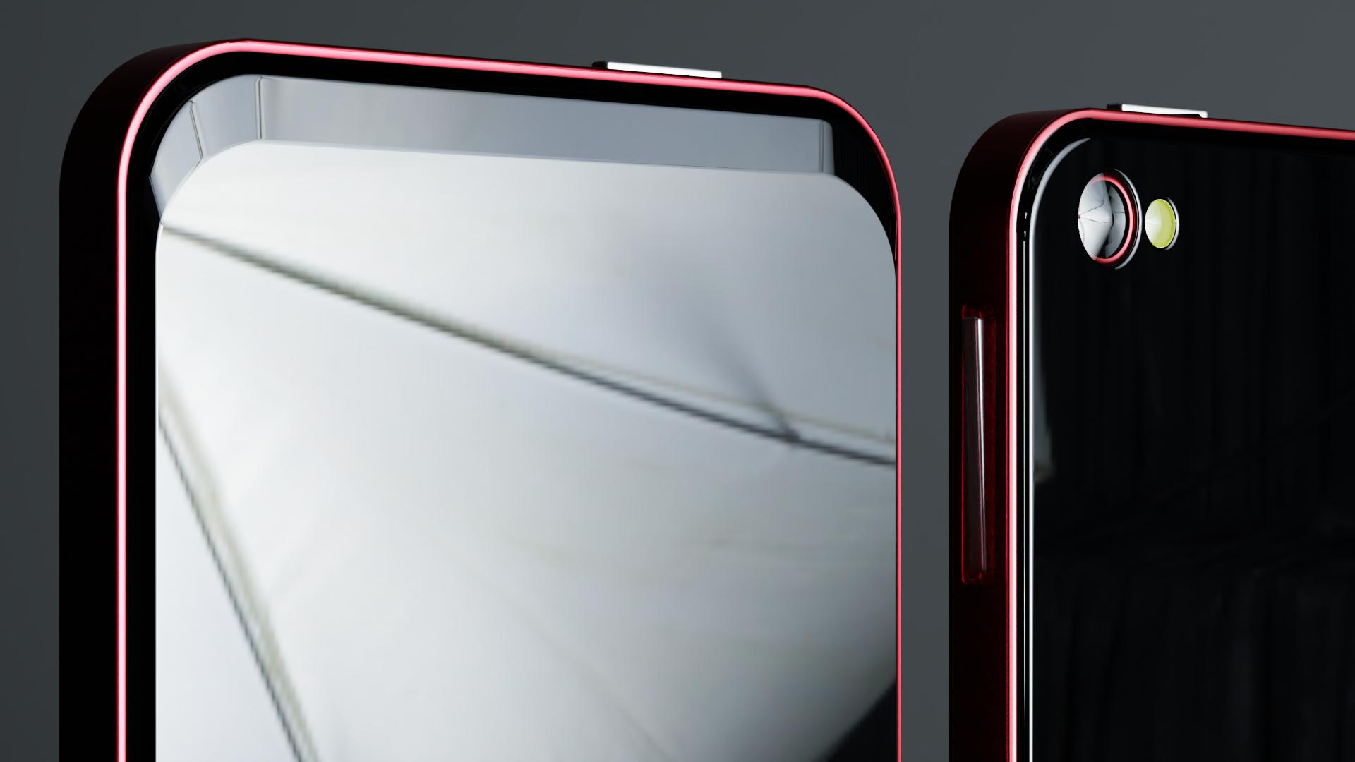 टेलीफोन Blender cycles render में प्रस्तुत छवि