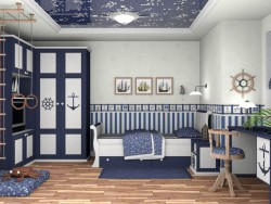 Nursery for a boy