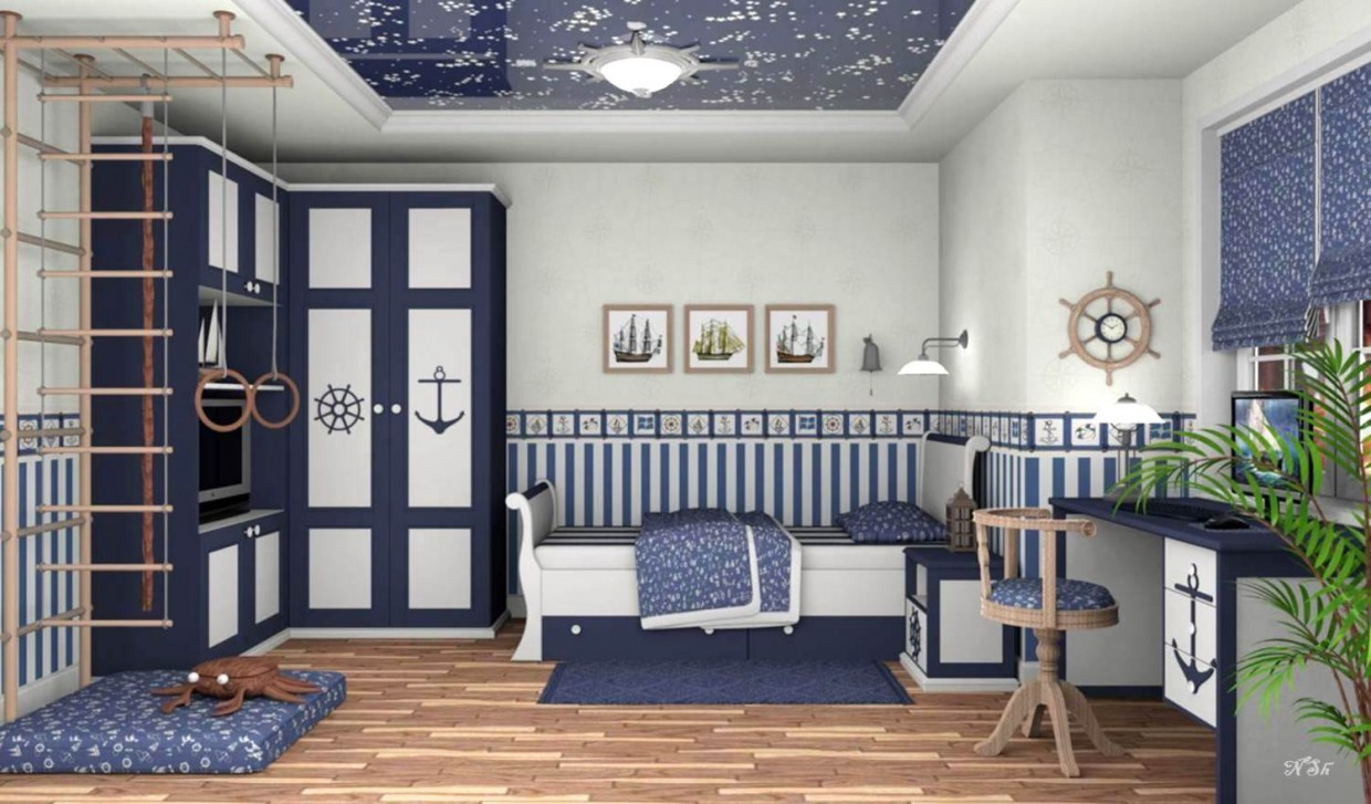 Nursery for a boy in Other thing Other image