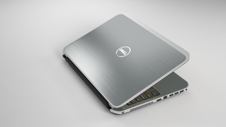 Dell 5521 в 3d max vray зображення