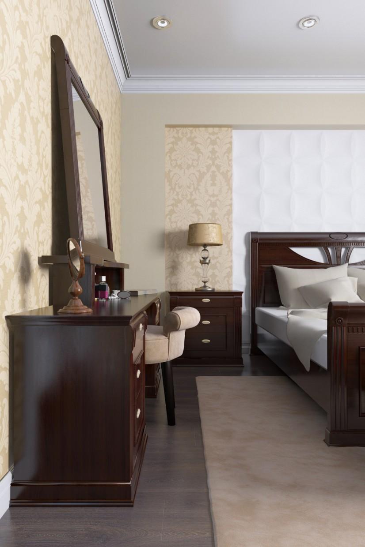 "Bedroom ""Valencia"" in 3d max vray 2.5 image"
