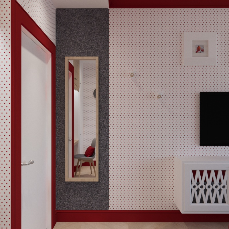 SCANDIRUS in 3d max corona render image