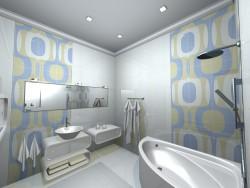 ванная в вариантах (3)