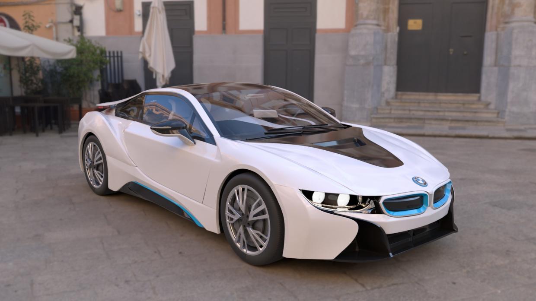 मेरा नवीनतम कार मॉडल Maya Other में प्रस्तुत छवि