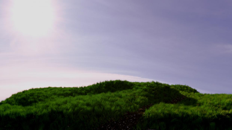 in Blender cycles render image