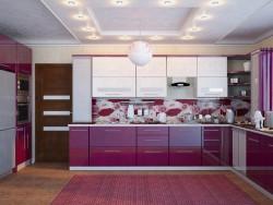 Küche, verschiedene Varianten