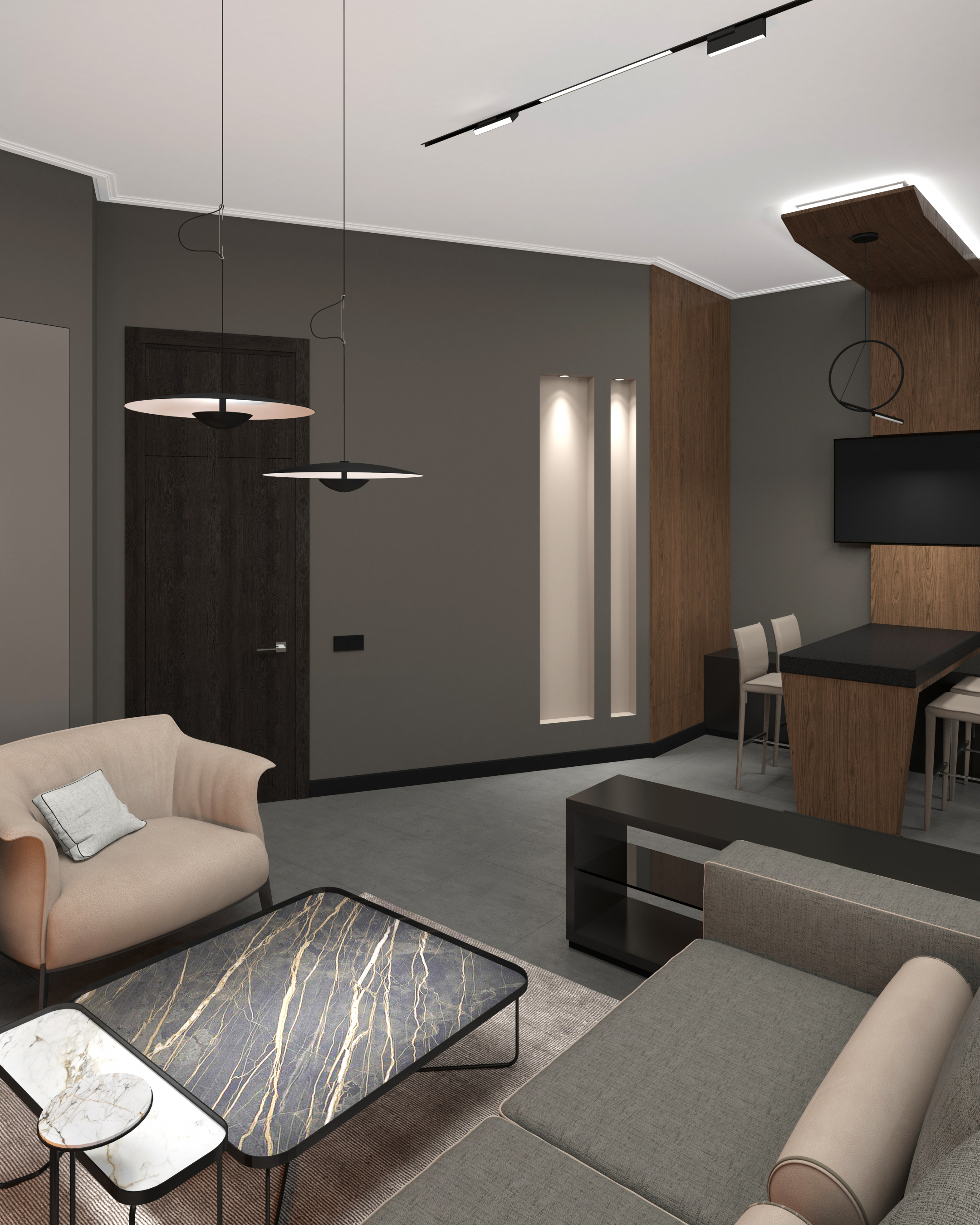 VIP meeting room in 3d max vray 3.0 image