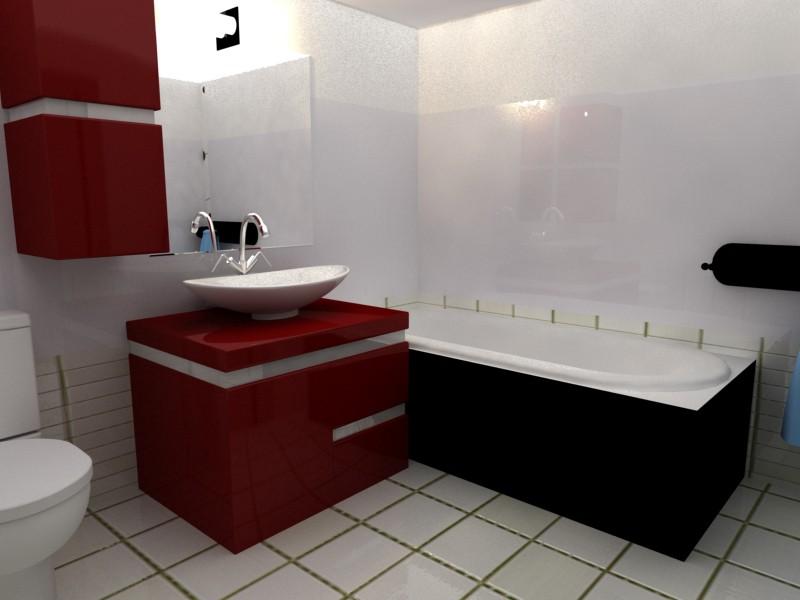 3d визуализация проекта 1комнатная квартира в 3d max, рендер vray от регина