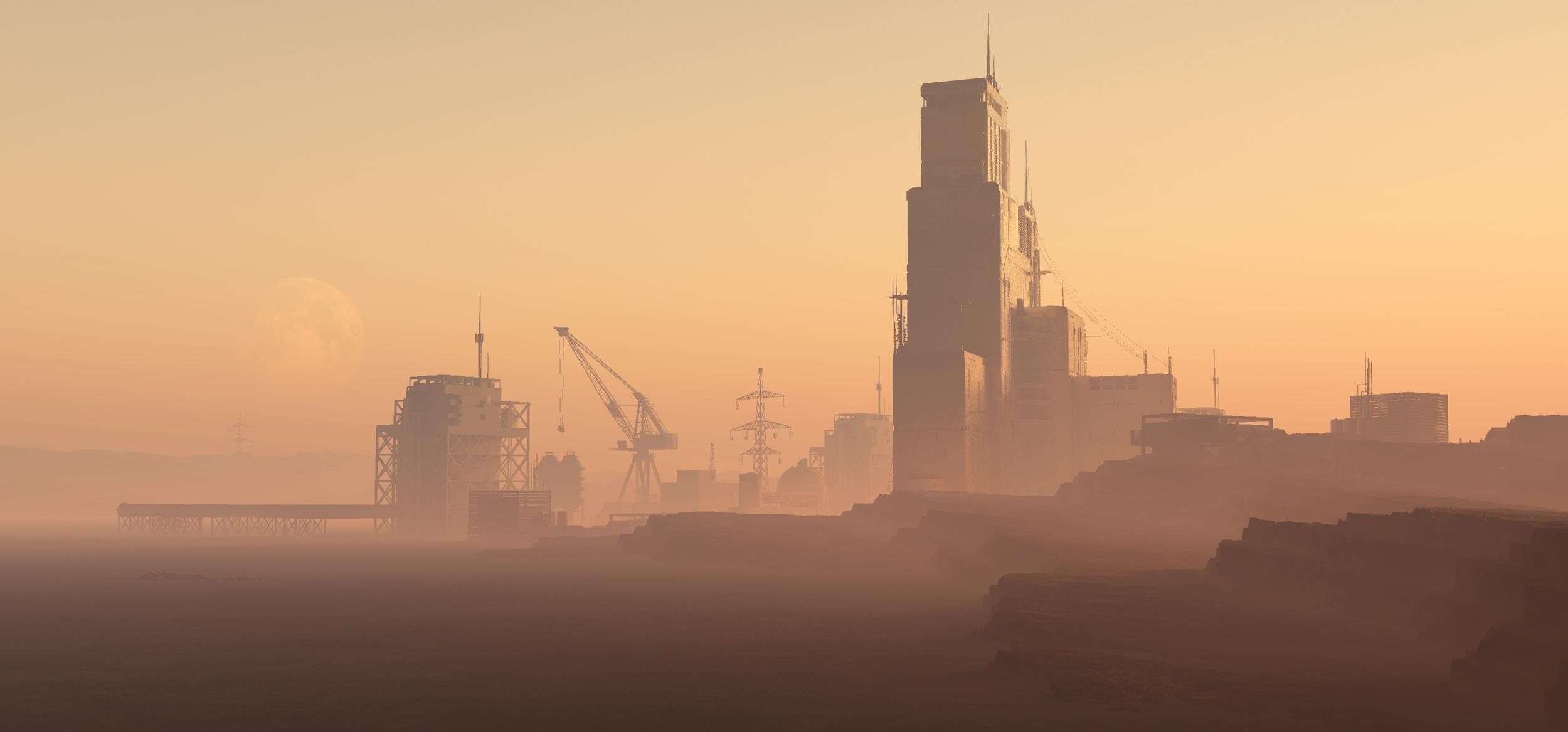 पर्यावरण का वातावरण। 3d max vray 3.0 में प्रस्तुत छवि