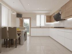 रसोई इंटीरियर डिजाइन