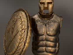 Armor of the Greek Warrior