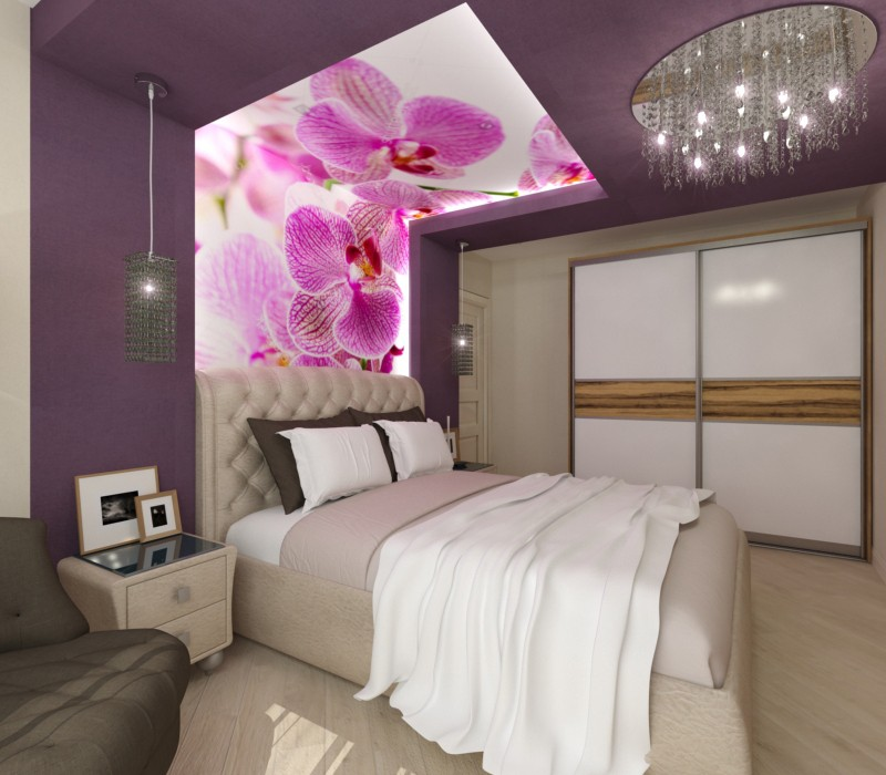 Orchid dreams in 3d max vray 2.0 image