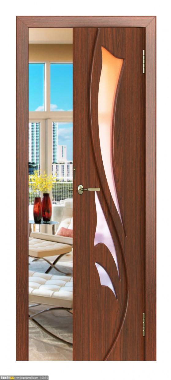 Чудо дверь) в 3d max corona render изображение