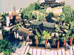 Malacca sultanate palace 1477