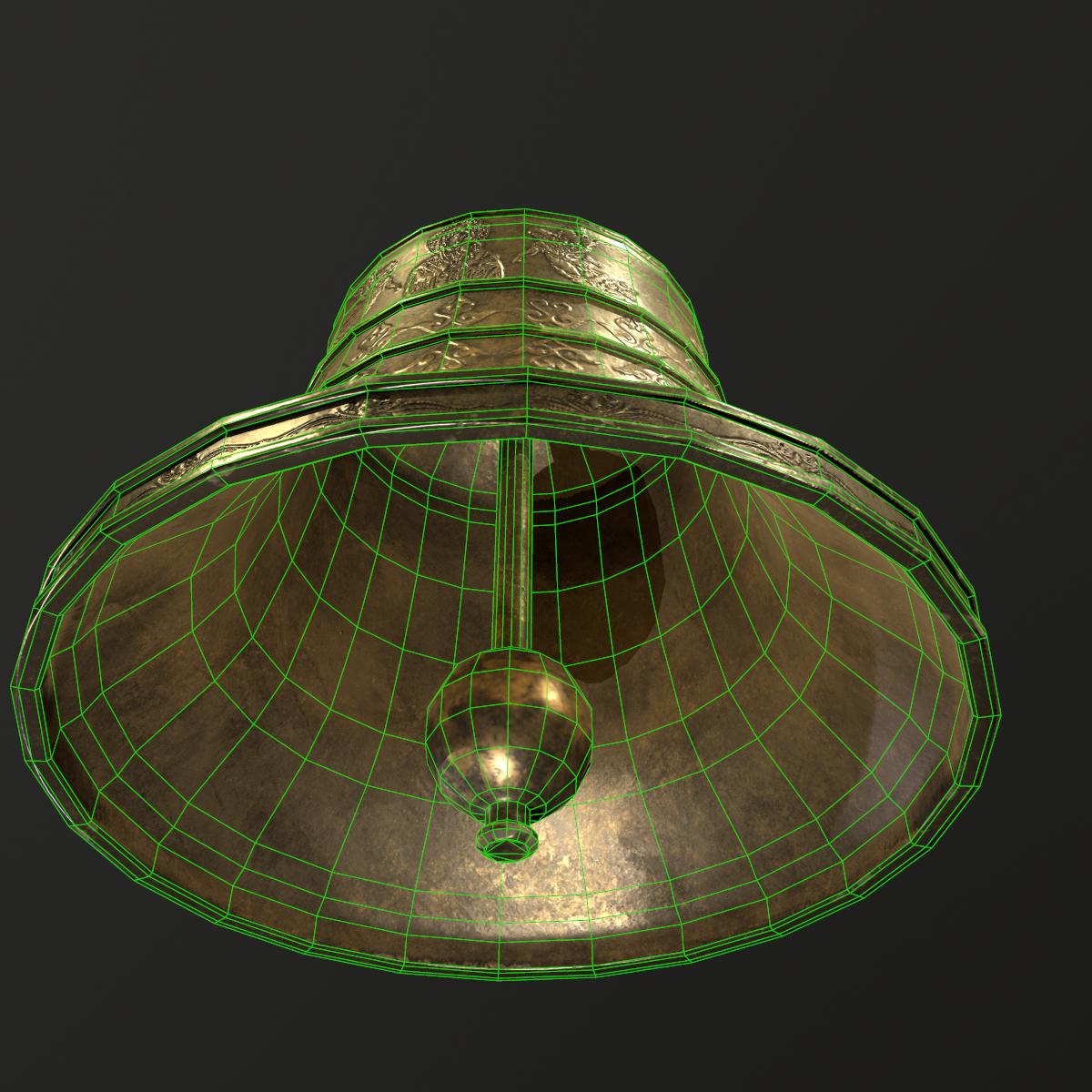Церковный колокол в 3d max Other изображение