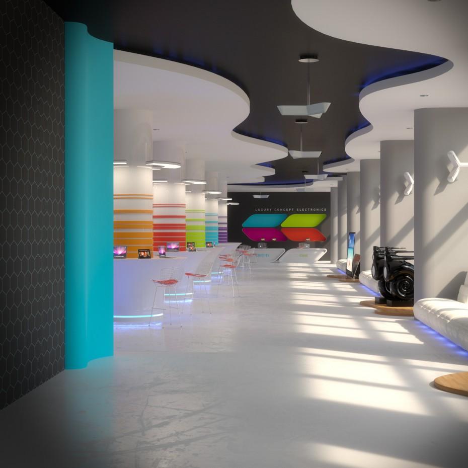3d візуалізація проекту Concept Trio в 3d max, рендер Other від Conceptvision