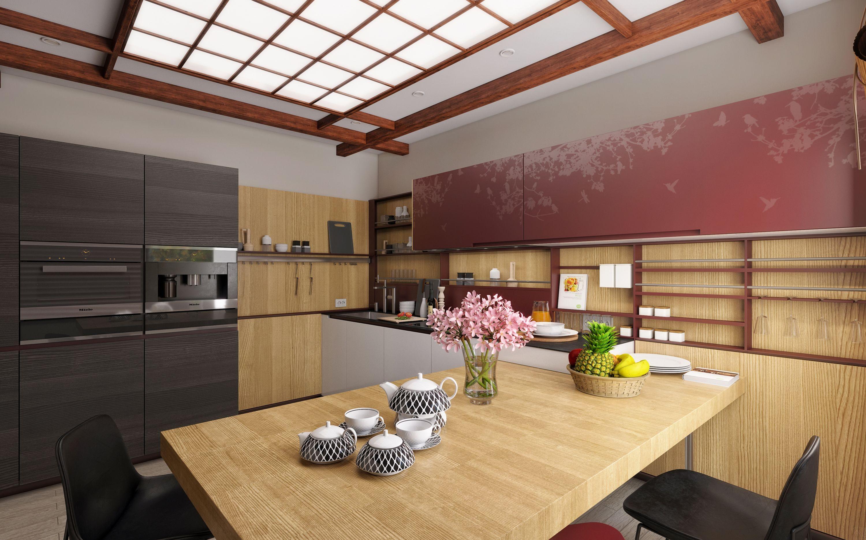 टाउनहाउस के लिए डिज़ाइन विकल्प। भाग I। 3d max corona render में प्रस्तुत छवि