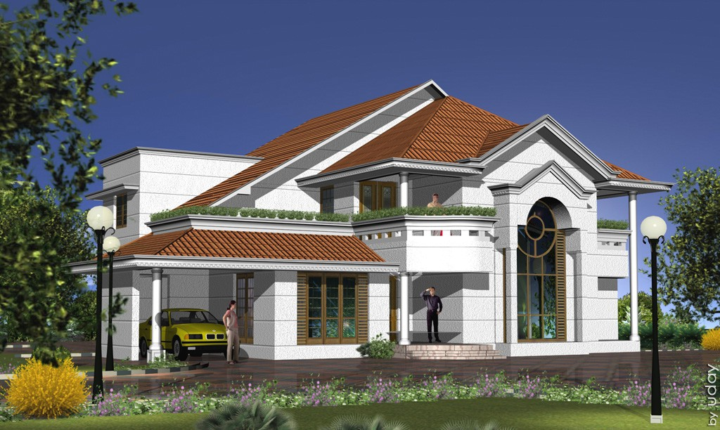 imagen de Residencia-por uday en 3d max vray