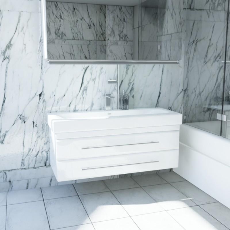 imagen de Cuarto de baño en la habitación del hotel en 3d max mental ray