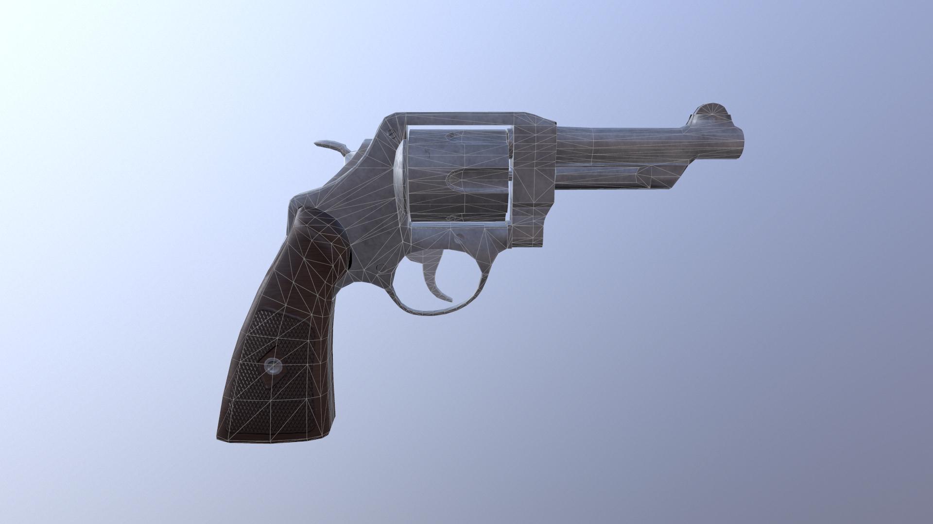 Revolver in 3d max vray 3.0 image