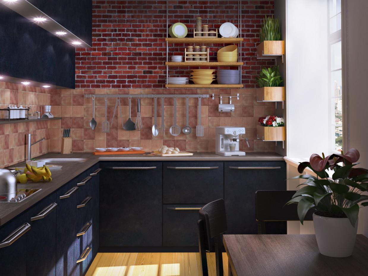 Kitchen Viz & Mod. .. in 3d max vray 3.0 image