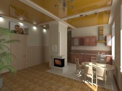 Um apartamento