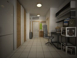 One-room apartment
