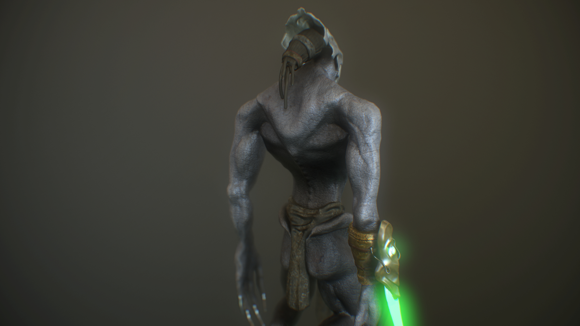 Protoss in ZBrush Other image