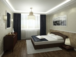 Master bedroom for couples on Korolenko