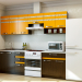 Again the kitchen))) in 3d max corona render image