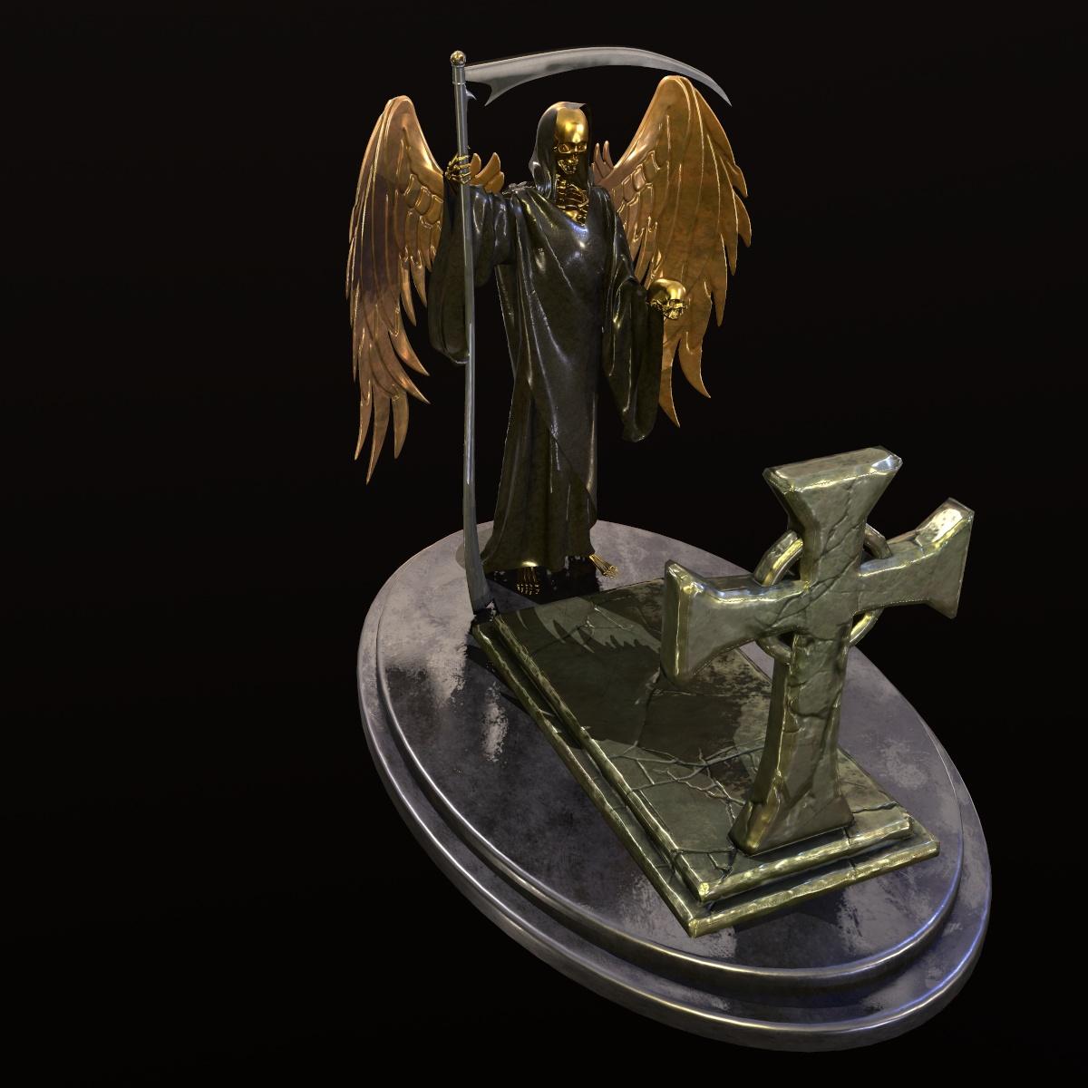 मौत का फरिश्ता 3d max Other में प्रस्तुत छवि