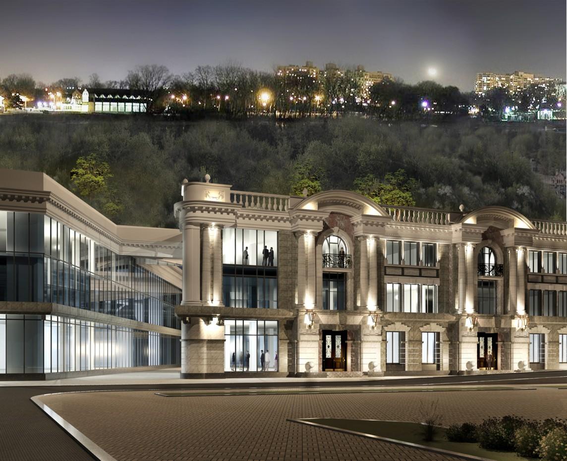 imagen de Exterior del centro de comercio en Otra cosa Other