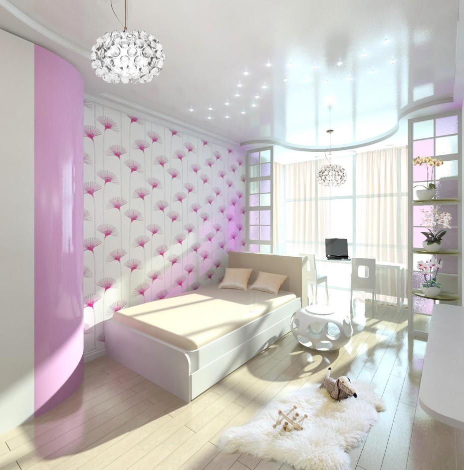imagen de Dormitorio de Sofie en Otra cosa Other