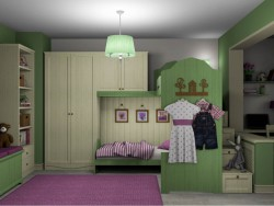 "Children's room ""Lavender"""