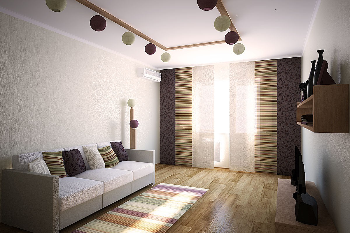 комната для молодого человека в 3d max vray изображение
