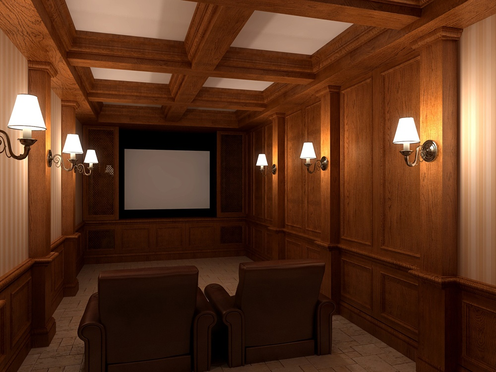 General's House in Blender cycles render image