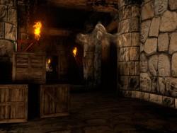 Fantôme du château