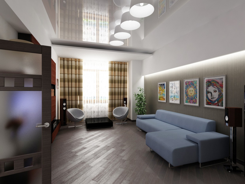 imagen de Apartamento en 3d max vray