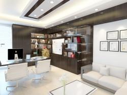 Ingeniero de oficina diseño