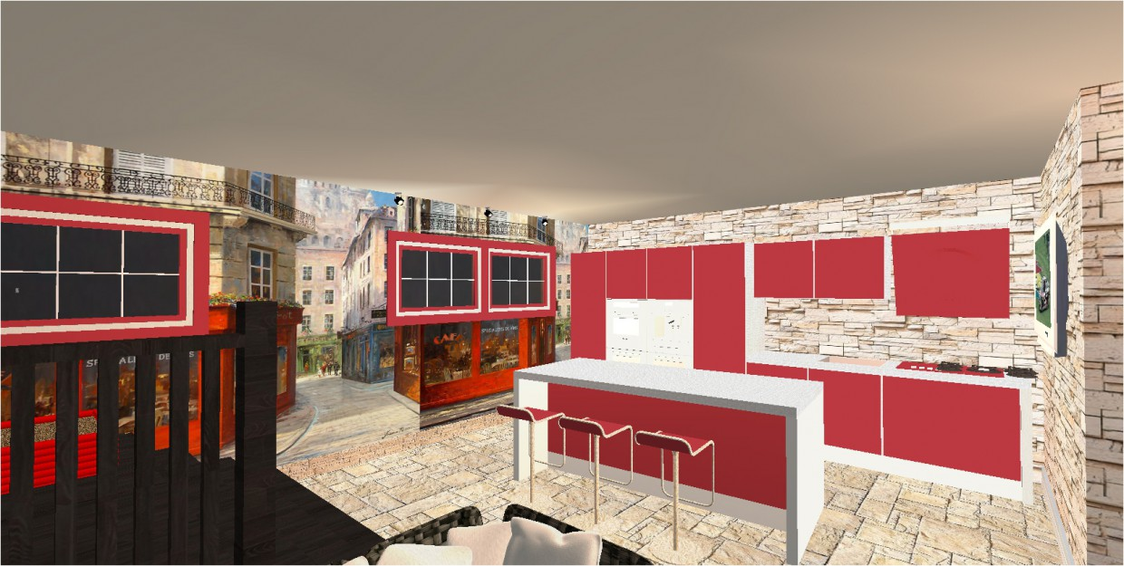 studio in 3d max Other image