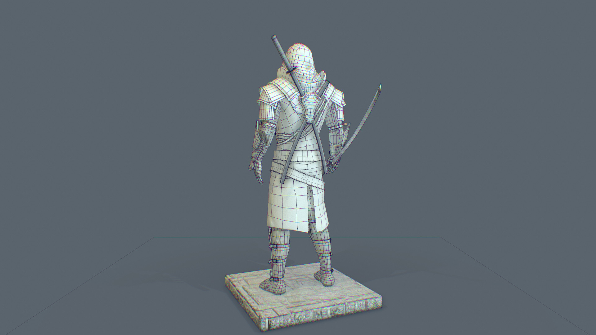 Assassin in ZBrush Other image